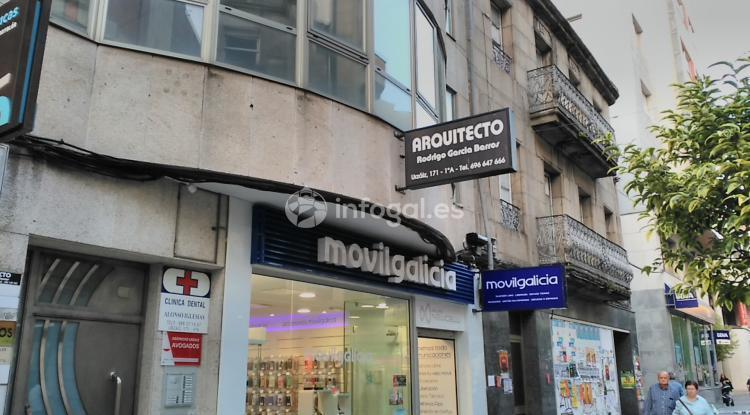 Rodrigo garc a barros vigo arquitecto - Arquitectos vigo ...